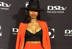 Shock outfits from actress Pam Andrews and Vuzu Entertainment presenter Denise Zimba were trending at the Channel O Awards which took place over the weekend.