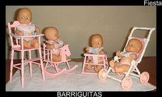 Mis barriguitas