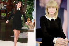 Taylor Swift Channels Her BFF Selena Gomez's Preppy Style   Twist
