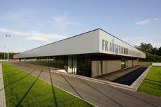 Gallery of FK Austria Wien Training Academy / Franz Architekten + Atelier Mauch - 1