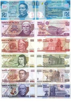 mexico currency || MEXICAN PESO ||