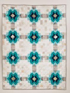 Lovely quilt by Favorite Friend: Blair Stocker of Wise Craft Handmade @Blairwisecraft @creativebuginc