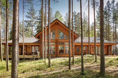 Загородный дом для семьи из 6 человек :: Официальный веб сайт премии «Архитекторы, дизайнеры, декораторы»