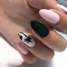 Nail art is a very popular trend these days and every woman you meet seems to have beautiful nails. It used to be that women would just go get a manicure or pedicure to get their nails trimmed and shaped with just a few coats of plain nail polish. Best Acrylic Nails, Summer Acrylic Nails, Acrylic Nail Designs, Nail Art Designs, Nails Design, Salon Design, Nagel Blog, Beach Nails, Perfect Nails