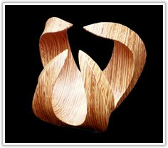 David Engdahl #art #sculpture #wood