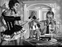 The Sissy Maids