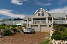 Pringle Bay - House with ocean view to rent South Africa, Terrace, Shed, Relax, Ocean, Outdoor Structures, Places, Outdoor Decor, Home Decor