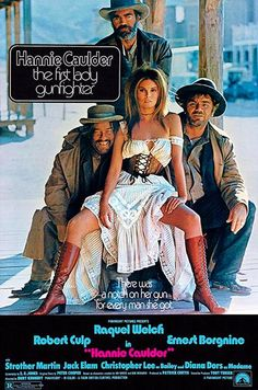 Hannie Caulder - 1971 - Movie Poster