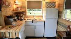 Tiny House Nation is all about style and functionality in an extremely small space. Check out how they used our blinds and shades in their designs!