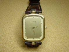 アンティークTISSOTSWISSスタイリスト腕時計角型ゴールド Watch tissot ¥10000yen 〆05月11日