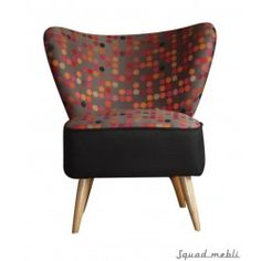 Disco armchair Armchair from perfect for any occasion. Comfortable at any circumstances. 60s Furniture, Furniture Design, Retro, Armchair, Cool Stuff, Nice, Vintage, Home Decor, Sofa Chair