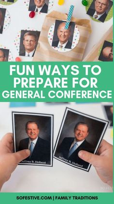 15 Fun General Conference Ideas For Kids (& Printables) General Conference Activities For Kids, Primary Activities, Activities For Girls, Primary Lessons, Church Activities, Family Activities, Sunday Activities, Lds Primary, Primary Music