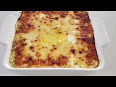 La Mejor receta de Papas Gratinadas - YouTube Venezuelan Recipes, Venezuelan Food, Pizza, Cheese, Youtube, Best Recipes, Get Well Soon, Youtubers