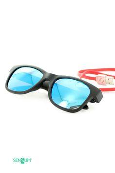 Gadżety Reklamowe Sensum Art Wayfarer, Mirrored Sunglasses, Style, Fashion, Swag, Moda, Stylus, Fashion Styles, Fashion Illustrations