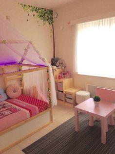 My girl's bedroom