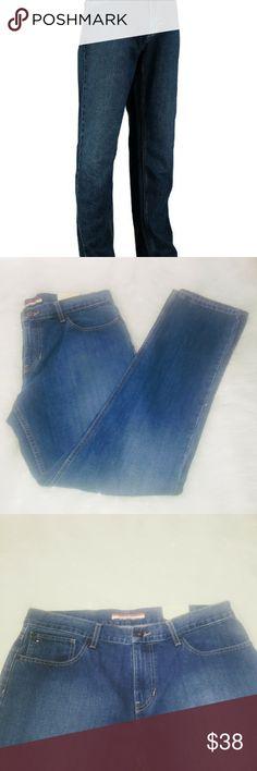 NWT Seven 7 Victory Jeans Co Men Size 36x30 Slim Fit Flex Bleach Jeans Pants NEW