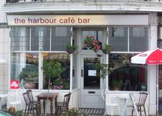 The Harbour Cafe bar, Margate