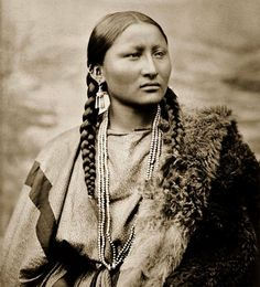 Each of these incredibly rare and beautiful Native American portraits are of women and girls between the last 1800s and the early 1900s. The images have been well preserved and it gives us a tiny window into the past where we can admire these women, their unique style, and show respect for their lives. Although Native…