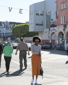 Style Of The Week: Venice Beach — The Black Girls Guide