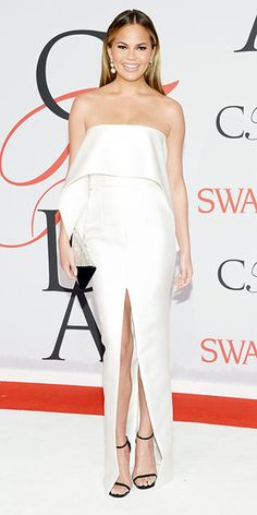 CFDA Awards 2015: Every Can't-Miss Red Carpet Look