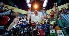 """El eurodiputado popular español Luis de Grandes dijo en nombre del PPE que si bien """"el Gobierno venezolano ha sido democráticamente elegido, en estos momen"""