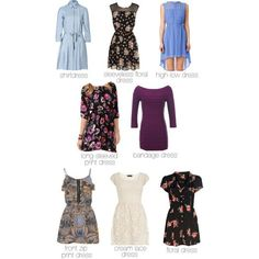 Lydia Martin Basics (Dresses)