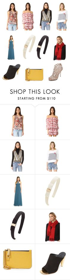 """""""Most powerful"""" by cate-jennifer ❤ liked on Polyvore featuring Joie, Poupette St Barth, Diane Von Furstenberg, Sundry, Joanna August, Salvatore Ferragamo, Acne Studios, Marc Jacobs, Tory Burch and Sergio Rossi"""