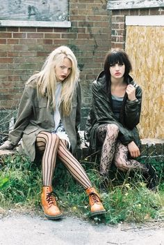 Welcome to Neo-Grunge; the next generation… | fashion. grunge. style.