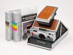 Polaroid SX-70 Starter Kit