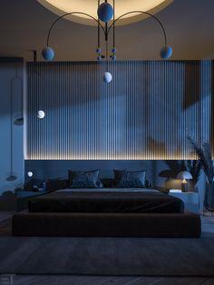 CGI - BEDROOM on Behance Bedroom Modern, Master Bedroom, Adobe Photoshop, Design Digital, Autodesk 3ds Max, Interiores Design, Cgi, Architecture Art, Behance