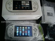 JXD S5100 – Game Console
