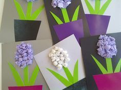 The post Kiva kortti-idea! appeared first on Knutselen ideeën. Spring Art Projects, Spring Crafts, Projects For Kids, Mothers Day Crafts For Kids, Mothers Day Cards, Diy For Kids, Toddler Crafts, Preschool Crafts, Easter Crafts