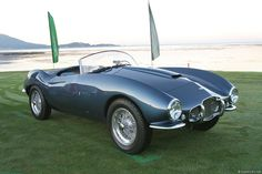 1954 Aston Martin DB2/4 Bertone Spyder- Bond....James Bond....