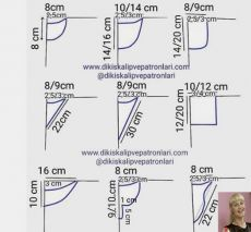 Sensational Tips Sewing Pattern Ideas. Brilliantly Tips Sewing Pattern Ideas. Sewing Lessons, Sewing Hacks, Sewing Tutorials, Techniques Couture, Sewing Techniques, Dress Making Patterns, Pattern Making, Clothing Patterns, Sewing Patterns