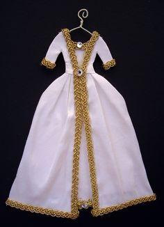 Cinderella Duchess Personalised Wedding Dress Card / C5 by BSylvar