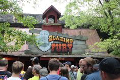 dollywoods rides | rides at Dollywood, but that's okay because Dollywood's overall ride ...