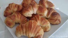 La Fée Stéphanie: Croissants vegan faits maison, aussi bons que chez le boulanger!