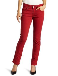 Levi`s Women`s Mid Rise Styled Skinny Slim Fit Jean $44.99