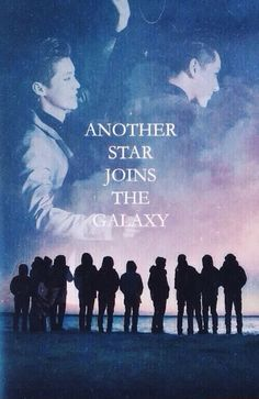 LUHAN~ We will miss you dearly. We hope that you find peace and happiness while you're up there in the lost stars. Maybe even one day you will b able to perform with your brothers one last time but until then, goodbye...Time to let go. #wesupportluhan