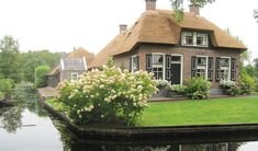 Giethoorn, an idyllic and beautiful city in the Netherlands, doesn't allow cars in the village. Which makes sense; all of their roads are made of water. The only way to access the homes and buildings in the town are through the canals or by foot, utilizing the wooden arch bridges that crisscross the water. There …