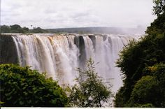 Water Color Picture: Zambia - Travel Guide and Travel Info