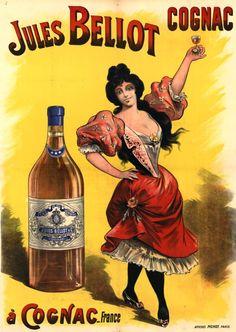 Cognac Jules Bellot (1899)