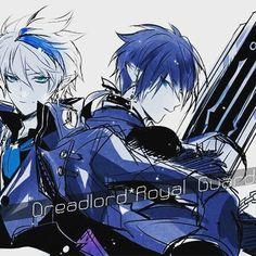 Dreadlord and Royal Guard - Ciel