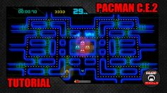 [ GAMEPLAY ] PACMAN CHAMPIONSHIP EDITION 2 | PS4 | TUTORIAL 1