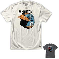 Troy Lee Designs McQueen Helmet Tee Shirt