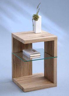 Kollektion Domingo Beistelltisch Sanremo Eiche – Diy World Decor, Creative Furniture, Wood Projects, Woodworking, Diy Furniture, Woodworking Projects, Outdoor Wood Projects, Wood, Wood Furniture