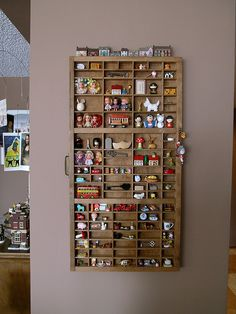 SHADOWBOXES!  This One From my Friend Dietra by Blythely I go, via Flickr