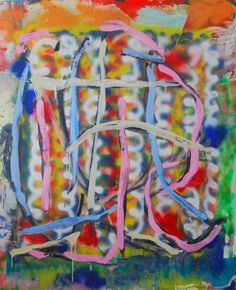 Valerie Brennan, Glare, oil & spray paint on mdf panel, 120 x 2014 Abstract Paintings, Abstract Art, Modern Art, Contemporary Art, Imagination, Original Artwork, Stuff To Do, Oil, This Or That Questions