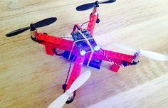 Comment construire un Drone en LEGO (DIY)