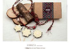 Cabaz 8 Snowflakes, Cocoa